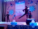 Волжские казачки ( танец с нагайками)