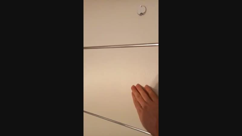 Отзыв довольного клиента , двер чёрный и белый шёлк