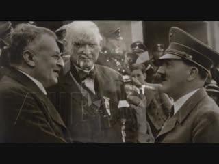 Sven Anders Hedin bestätigt Hitlers Friedensangebote
