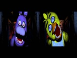 Fnaf song Lyrics Bonnie and Chica (The living tombstones song)