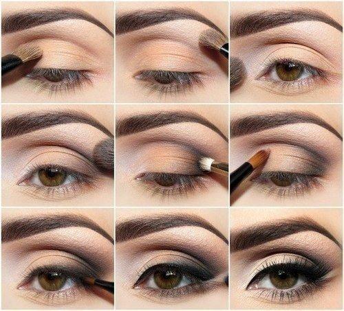 Урок дневного макияжа 👩 Сохраняем, пригодится 📌