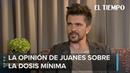 Juanes, contra decreto de la dosis mínima |EL TIEMPO