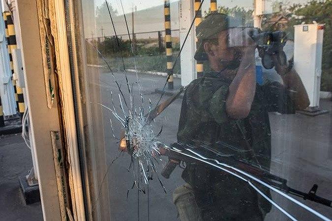 В Ростовской области разорвалось 13 снарядов прилетевших с Украины
