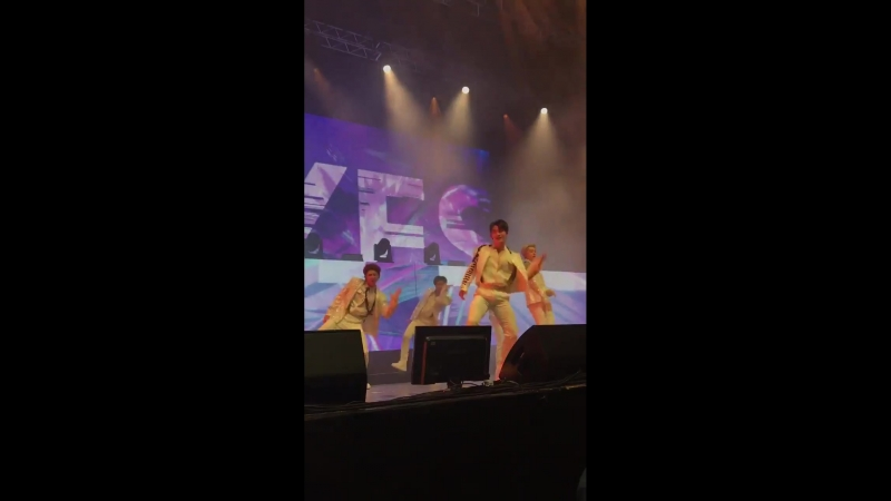 [VK][180620] MONSTA X fancam - Tropical Night @ THE 2nd WORLD TOUR 'THE CONNECT' in Amsterdam