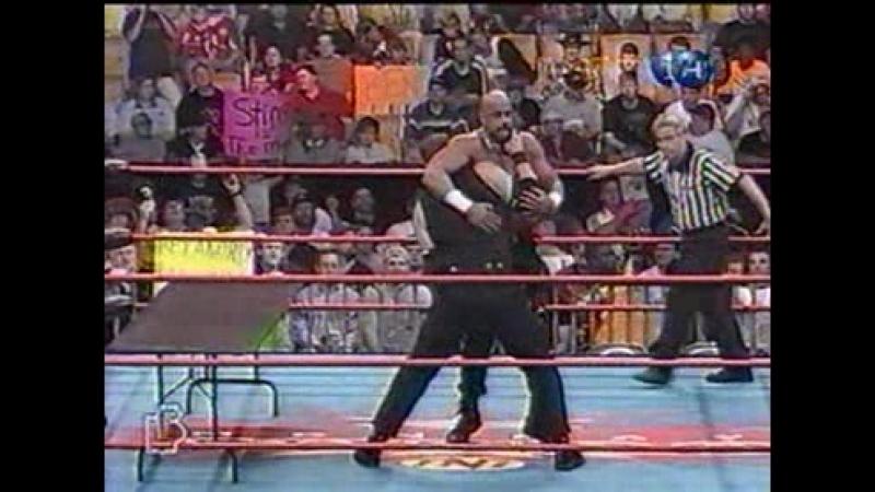 Титаны реслинга WCW Nitro May 01 2000