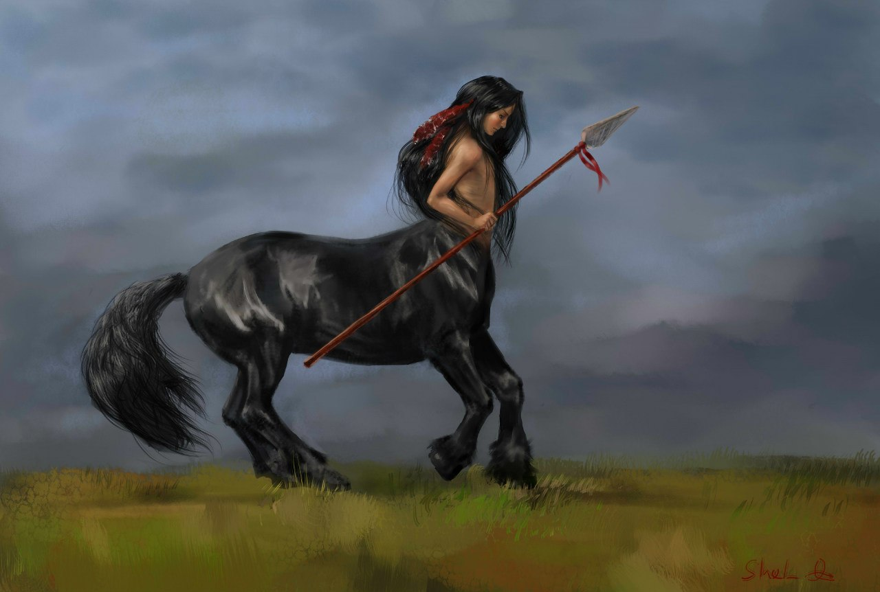 Free fantasy female centaur wallpapers erotic image