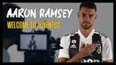 Aaron Ramsey - Welcome to Juventus • Best Skills Goals HD