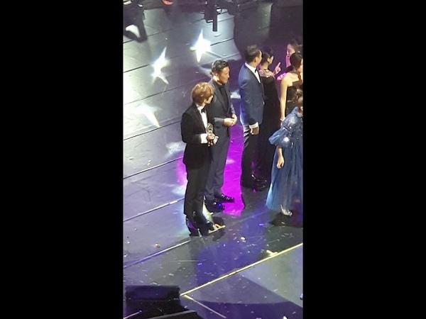 18.12.22 Lee Joon Gi in SG nightofstars