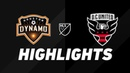 Houston Dynamo vs. D.C. United | HIGHLIGHTS - May 18, 2019
