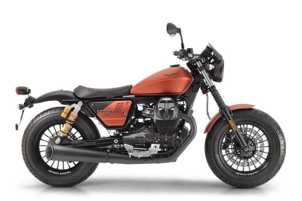 Мотоцикл Moto Guzzi V9 Bobber Sport 2019
