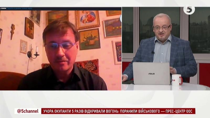 Тарас Чорновіл прокоментував суперечку з телеканалом Еспресо | ІнфоДень - 16.01.2019