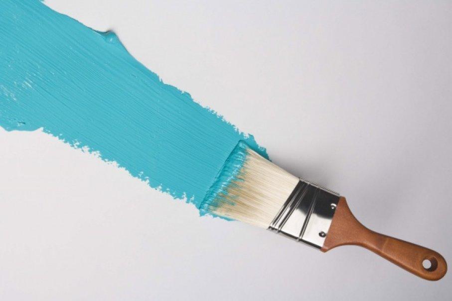 Инструменты для нанесения краски.