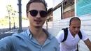 Прогулка по Яффо,первый выпуск блога, пьяный Алекс