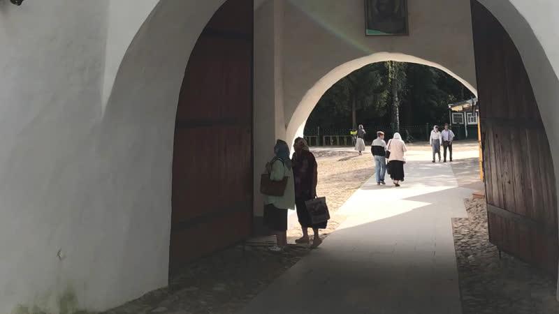 Псково-Печерский монастырь г.Печеры