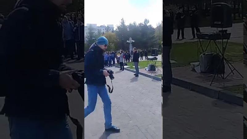 Митинг Дольщиков Курортного микрорайона Чурилово Lake City 2