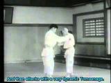Старый мастер дзюдо, рост 159 см, вес — 55 кг. Кюдзо Мифунэ - гений дзюдо