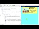 HTML. Урок 5. Часть 3. Пример создания своего сайта из 3 страниц.