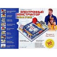 "Артикул: 251002 Остаток: 9.  ""Электронный конструктор  ""Знаток "" 999 схем + Школа."