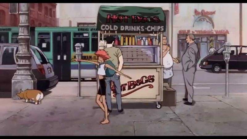 Cowboy Bebop - Short Change Hero AMV (HD)