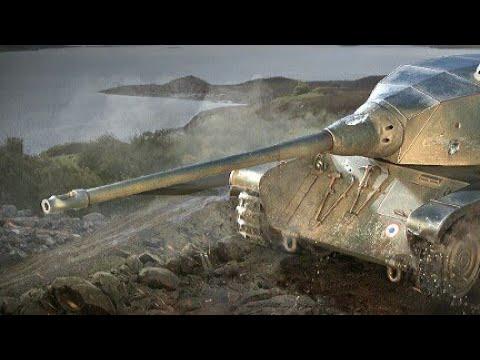Wot blitz AMX CDC-невероятное везение.РакОнагиб.UBRA