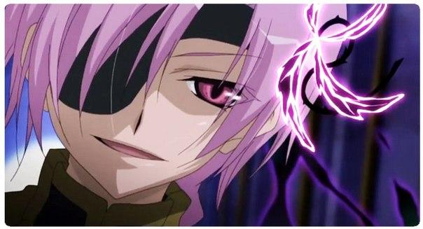 картинки аниме седьмой дух: