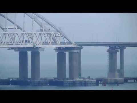 Керченский Мост 10 11 2018