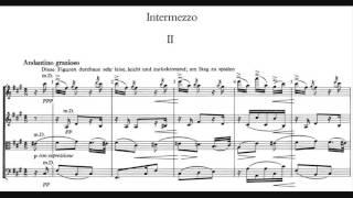 Arnold Schönberg - String Quartet No. 0 in D major (1897)