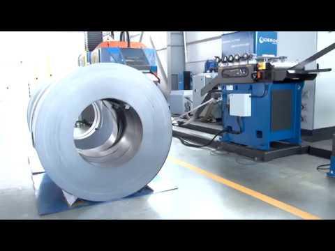 Новый заготовительный комплекс на заводе Torex