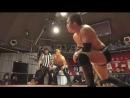 Daisuke Kanehira Toshiki Iwaki vs Fuminori Abe Nori Da Funky Shibiresasu HEAT UP Powerful Tag Tournament 2018 Day 1