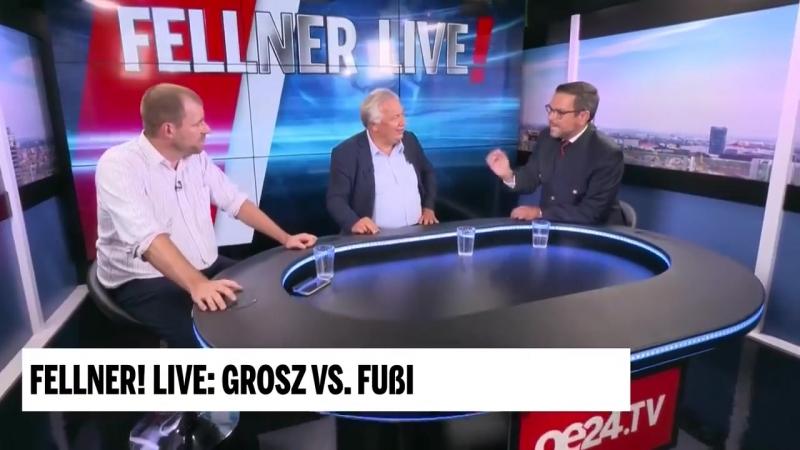 Gerald G. Grosz - Die Klatscher von Einst ermöglichten das blutige Geschäft der Schlepper im Mittelmeer!