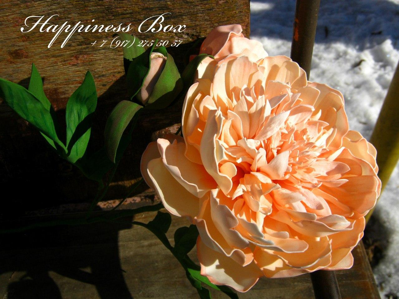 Цветок шиповника из фоамирана мастер класс с пошаговым фото