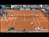 Andy Murray (GBR) Vs Donald Young (USA) DAVIS CUP 2014 (HD)