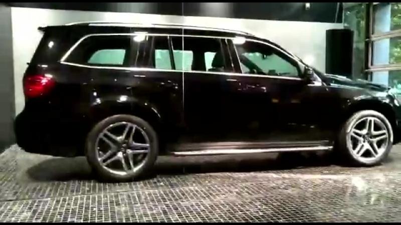 Газпромбанк Автолизинг выдал «Mercedes-Benz GLS»