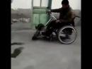 ноу хау для инвалидов! просто супер!