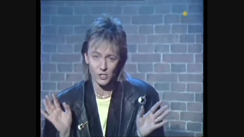 Chris Norman - No Arms Can Ever Hold You (GoldStar TV, Hit Cocktail, 1987)