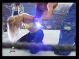 Lita Trish vs Torrie Stacy - Bra Panties Match