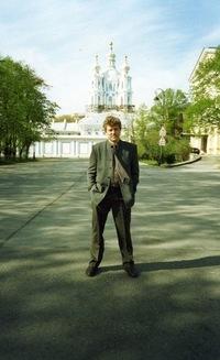 Михаил Антонов, 16 октября , Санкт-Петербург, id82983219