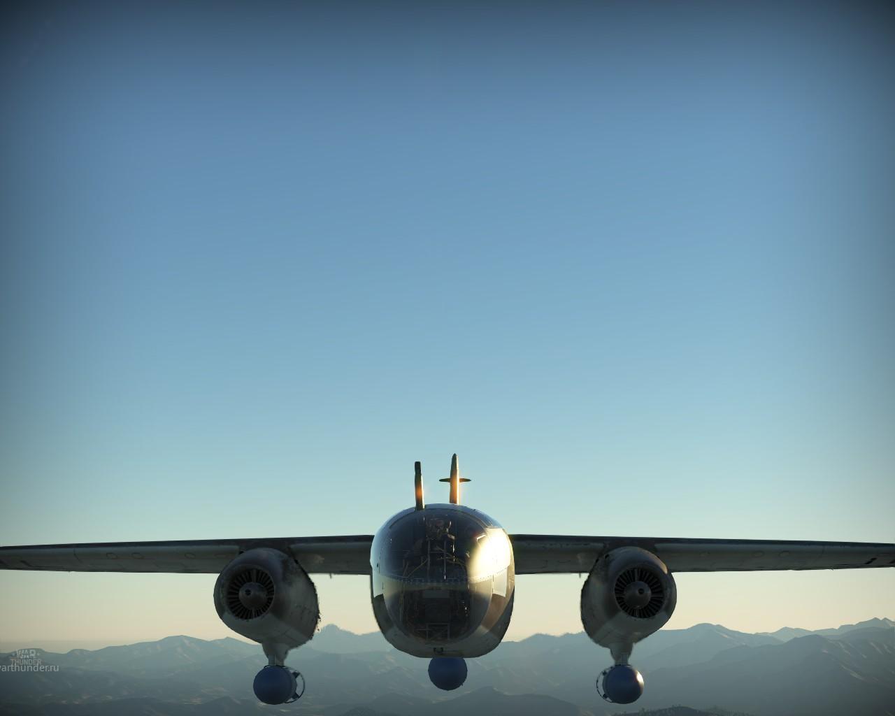 Обои b-25, North american, средний, двухмоторный, американский. Авиация foto 11