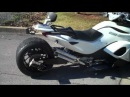 Can am spyder 450 fat tire kit call daniel at 1 615 431 2294
