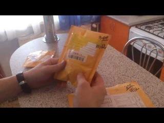 Распаковка посылок с Aliexpress (Часы,Чехол,MP3 плеер)Unboxing