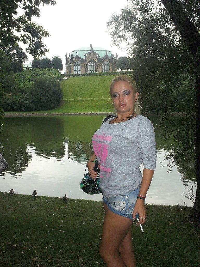 Елена Руденко ( Valteya ) . Германия. Дрезден. Лето 2012. ZDGHgn3f6hc