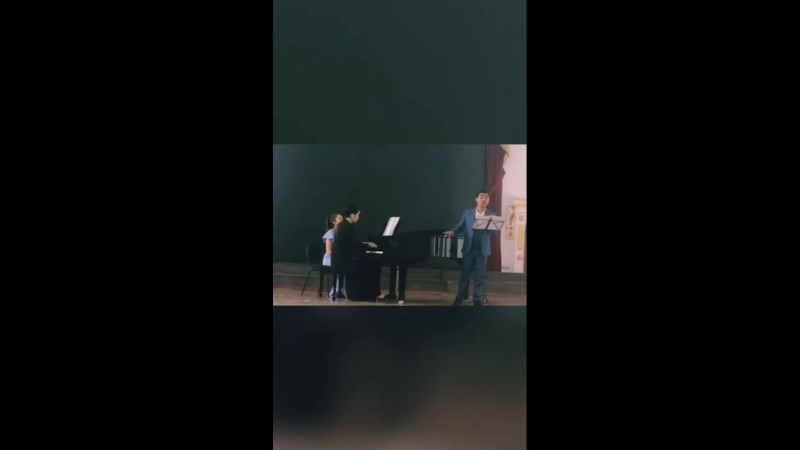 Г.Свиридов Романс «Подъезжая под Ижоры»