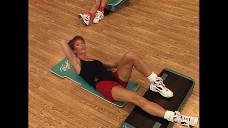 Karen Voight - Energy Sprint_07 Abdominals Stretch