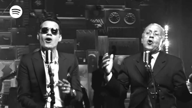Deje de amar featuring Marc Anthony Felipe Muñiz