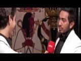 Interview With Tamer Hosny & Pitbull & AKON & Tarik Freitekh &