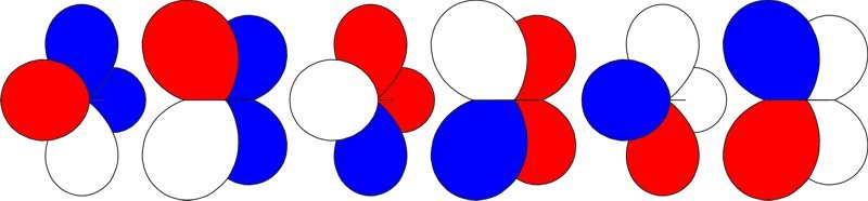 и шестицветную гирлянду.