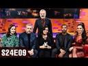 The Graham Norton Show S24E09 (BBC) Steve Carell, Dawn French, Michael B Jordan and Ruth Wilson