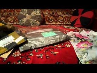Посылка из Китая куртка,шарфы,usb множитель