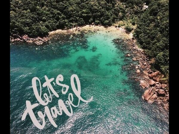 Остров Фукуок, каким его видят птицыPhu Quoc Island relaxing video