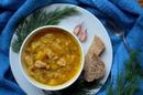 Суп-жаркое с тыквой
